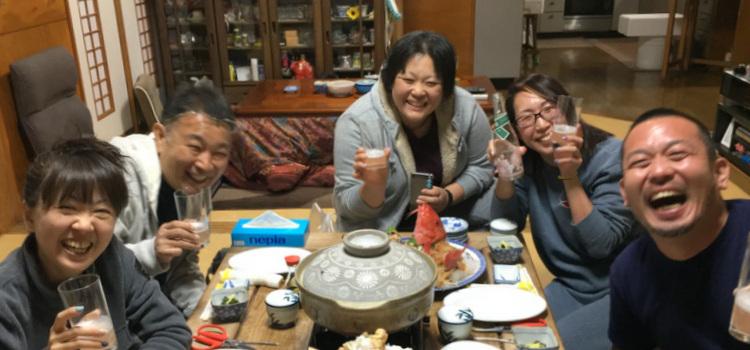 田子タカアシガニで忘年会ツアー!のご案内です。