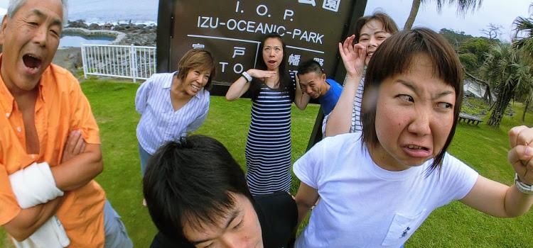 三連休は雲見と伊豆海洋公園でダイビング!