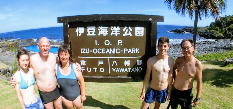 黒潮到来!ブルー過ぎる伊豆海洋公園!