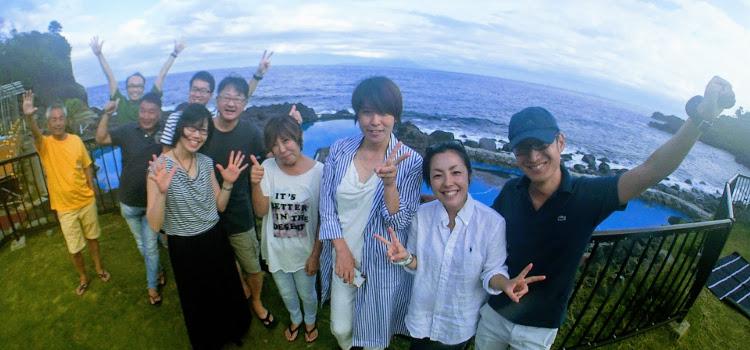 三連休は伊豆海洋公園と黄金崎公園でダイビング!