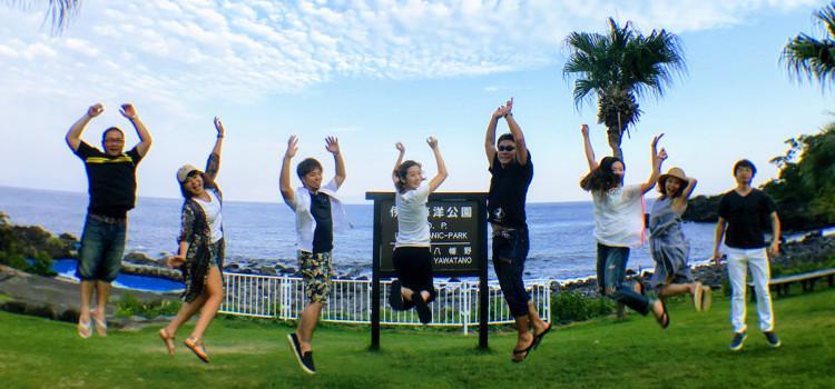 伊豆海洋公園!絶好のダイビング日和でしたー!