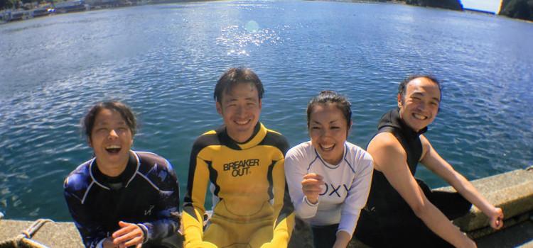 三連休は田子、黄金崎公園、伊豆海洋公園でした!