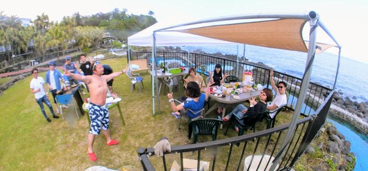 BBQビーチパーティー@伊豆海洋公園