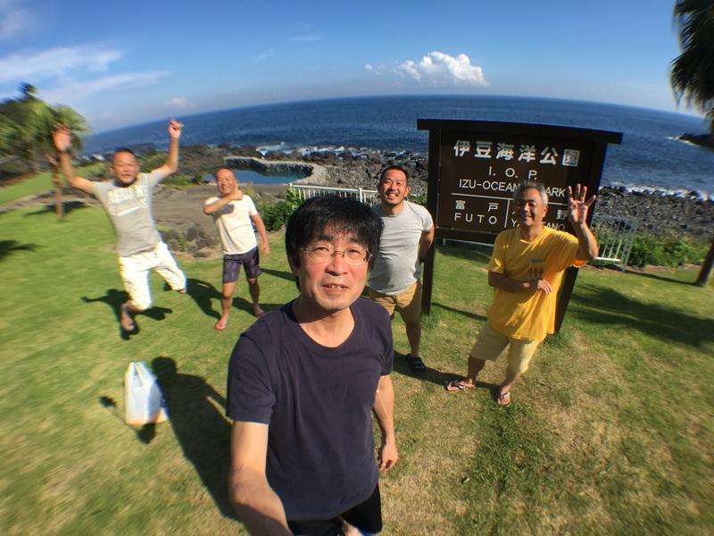 伊豆海洋公園でアドバンス講習の日!