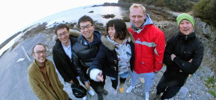 水温15℃!伊豆海洋公園でした!