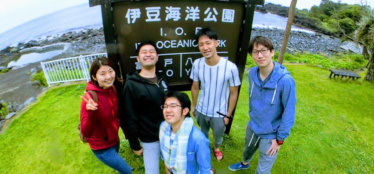 砂地が楽しいぞ@伊豆海洋公園潜って来ました!
