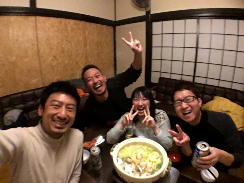 今年の大晦日は鍋パーティー!
