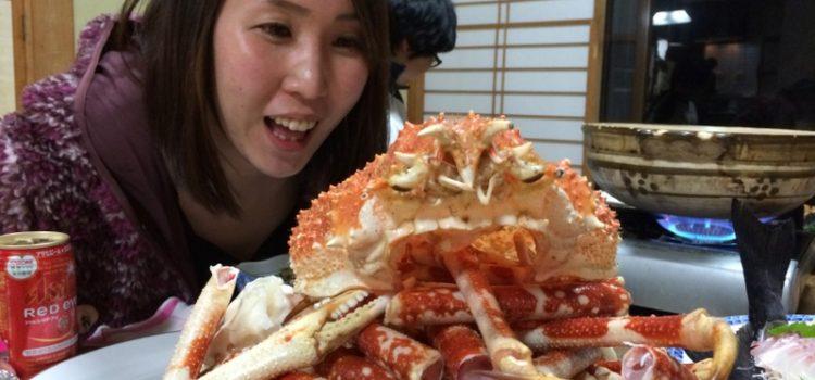 3月11日(土)、12(日)田子タカアシガニ食べに行くツアー開催します!