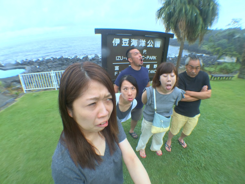 伊豆海洋公園で初ファンダイビング!