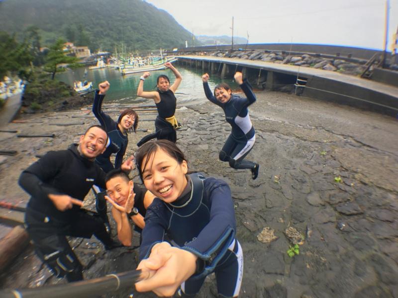 穏やかな富戸で体験ダイビング+ファンダイビング!