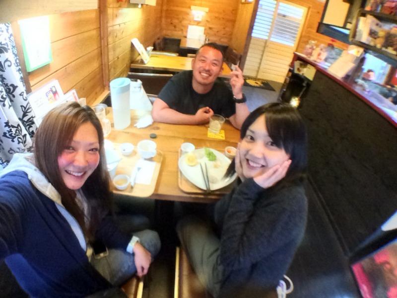 城ヶ崎海岸NAYUTA食堂でランチ!