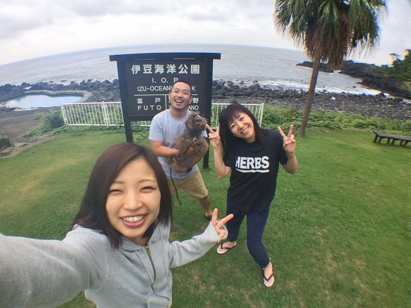 伊豆海洋公園,体験ダイビング!