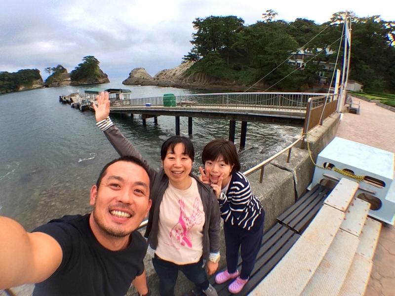 堂ヶ島遊覧船!